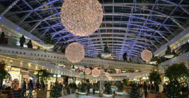 Portugueses preferem fazer compras de Natal nos Centros Comerciais