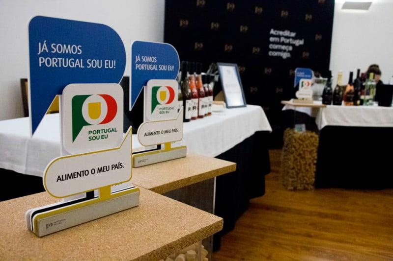 Portugal Sou Eu oferece produtos nacionais para degustação no Web Summit