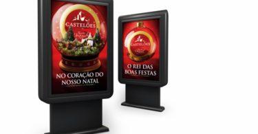 Castelões lança campanha de Natal