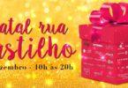 Comerciantes da Rua Castilho juntam-se para celebrar o Natal