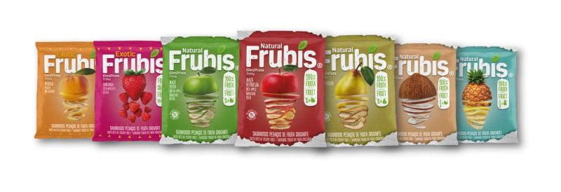 Frubis lança novas variedades na sua gama Natural