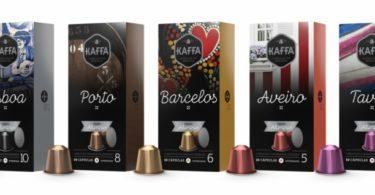 Kaffa lança cápsula de café em alumínio
