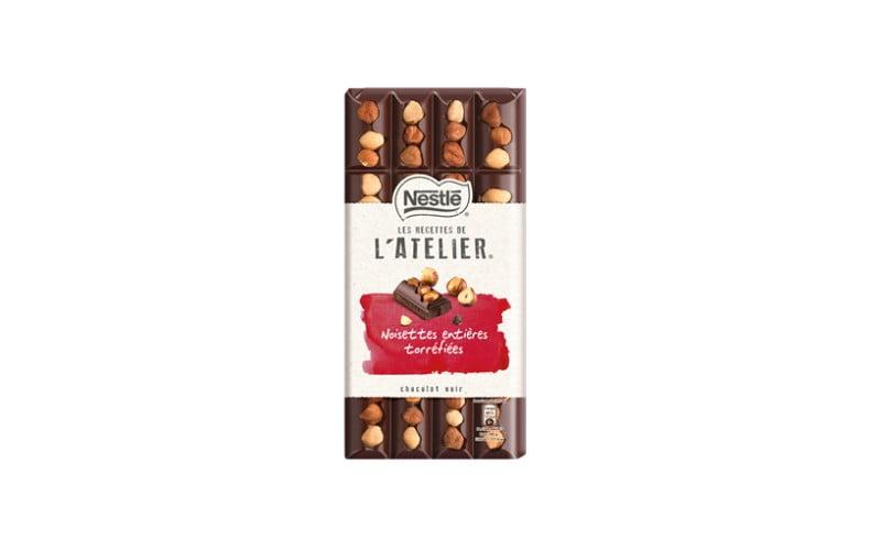 Nestlé lança gama de chocolates 'artesanais'