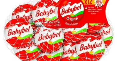Mini Babybel oferece 'super porta-chaves'