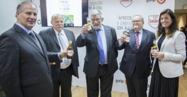 Sagres, Brisa e Galp sensibilizam portugueses para condução 'sem álcool'