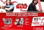 Continente lança coleção para os fãs de Star Wars