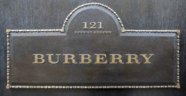 Resultados da Burberry superam expetativas dos analistas