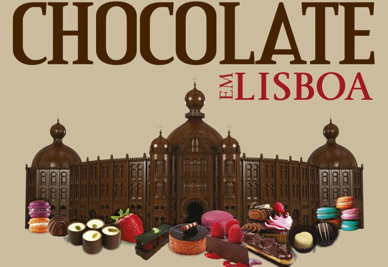 Resultado de imagem para o chocolate em lisboa 2018