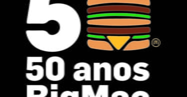 Logo50anosBigMac