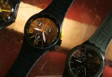 Swatch quer portugueses fanáticos pelos seus relógios