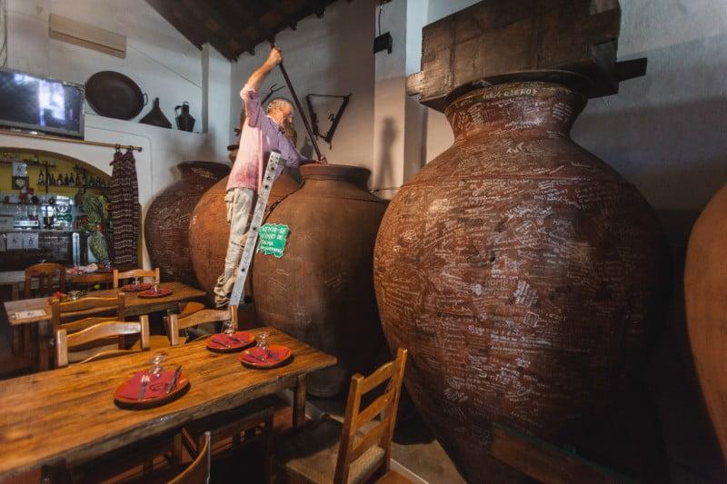 Vinho de Talha: nova oportunidade de mercado
