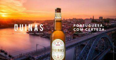 Quinas: nova cerveja nacional quer entrar no pódio do segmento