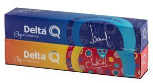 Delta Q lança cafés com assinatura