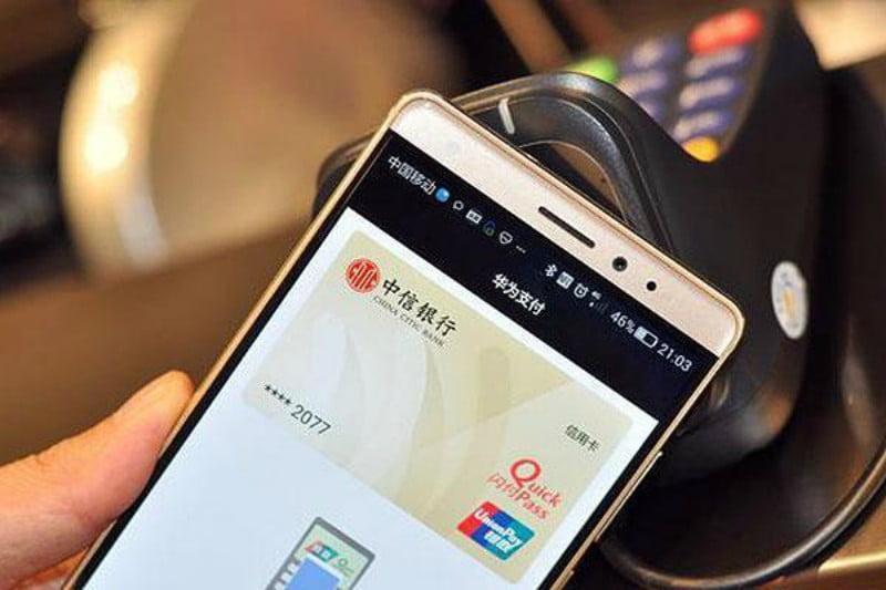 Huawei quer oferecer Huawei Pay no mercado global