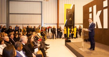 IKI Mobile investe 1,6 M€ em nova fábrica