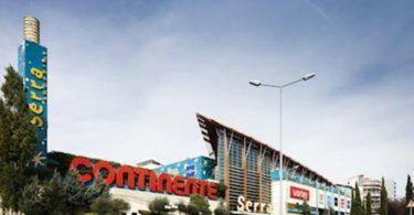 A Sonae Sierra e a Armónica firmaram uma parceria que se irá traduzir na aquisição do centro comercial SerraShopping, shopping localizado na cidade da Covilh