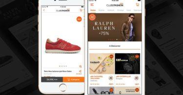 Clubefashion já tem app para compras online