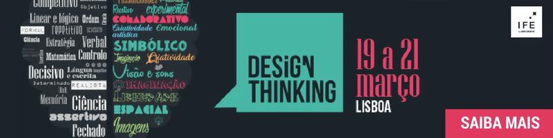 Formação Design Thinking IFE