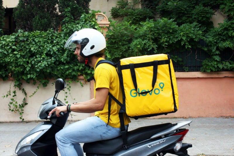 Glovo compra app de venda de comida à espanhola AmRest