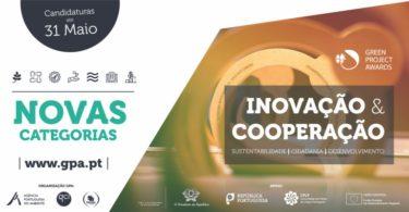 Green Project Awards vão distinguir projetos de Agricultura e Florestas