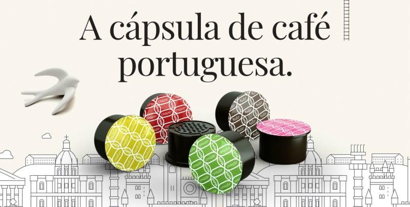 As cápsulas de café portuguesas têm uma nova loja online