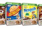 Cereais de pequeno-almoço Nestlé deixam de ter corantes e aromas artificiais
