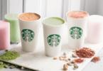 Starbucks dá as boas-vindas à primavera com novos chás