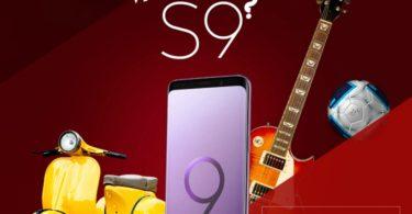 Worten recria leilão para promover Samsung Galaxy S9