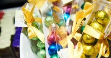 Gourmet Experience do El Corte Inglés vende amêndoas de Páscoa a granel