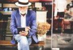 bigstock Senior Man Digital Tablet Comm
