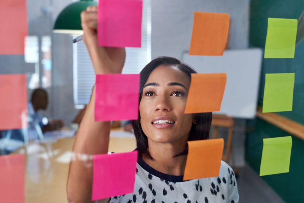 design thinking distribuição hoje