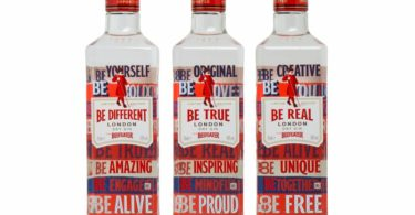 Beefeater celebra a individualidade