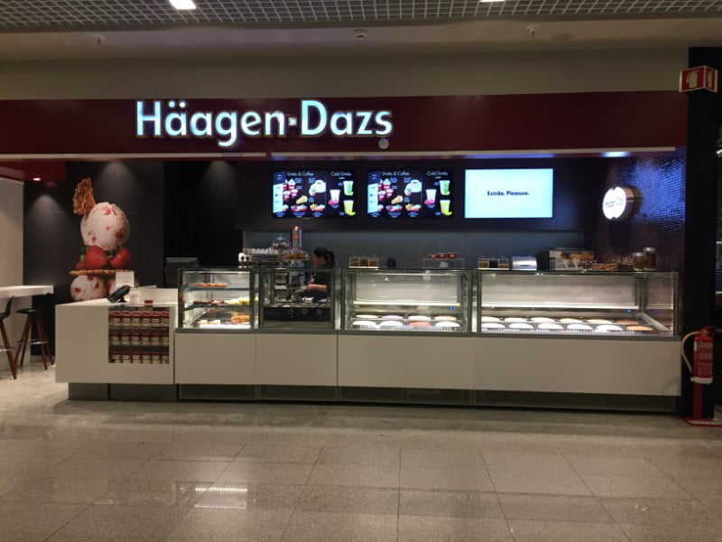 haagen dazs supply chain The supply chain is still far from back to normal in march 2017, a cyclone hit madagascar, which accounts for 80% of global vanilla supply  general mills inc, maker of haagen-dazs outside.
