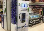 Pingo Doce lança sistema de reenchimento de garrafas de água