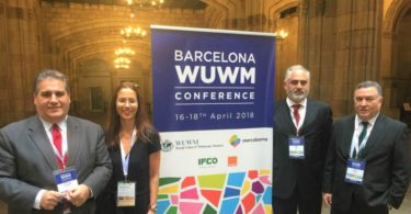 SIMAB na conferência mundial de mercados abastecedores