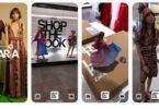Experiência de realidade aumentada da Zara chega a lojas portuguesas esta semana