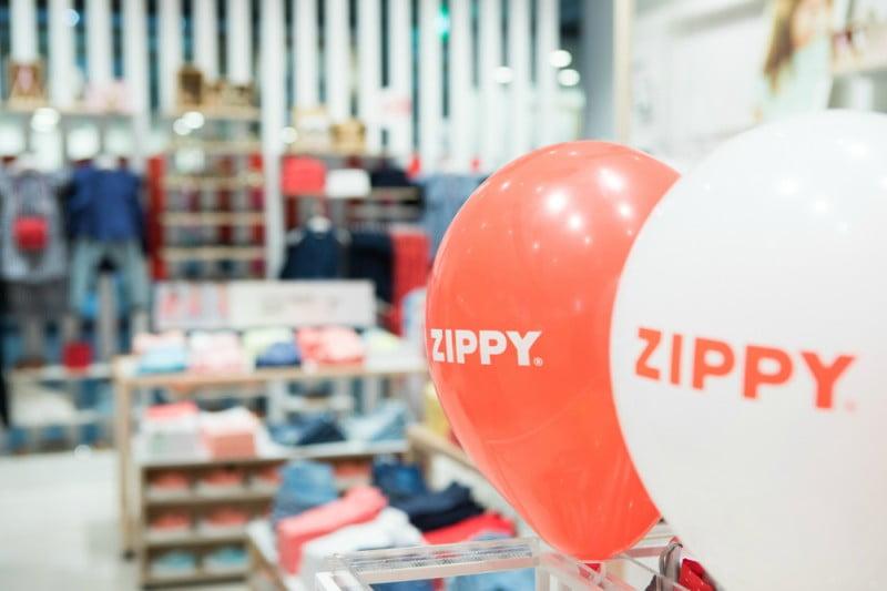 Zippy reabre loja do NorteShopping depois de remodelação