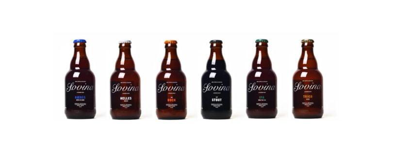 cervejas sovina Distribuição Hoje