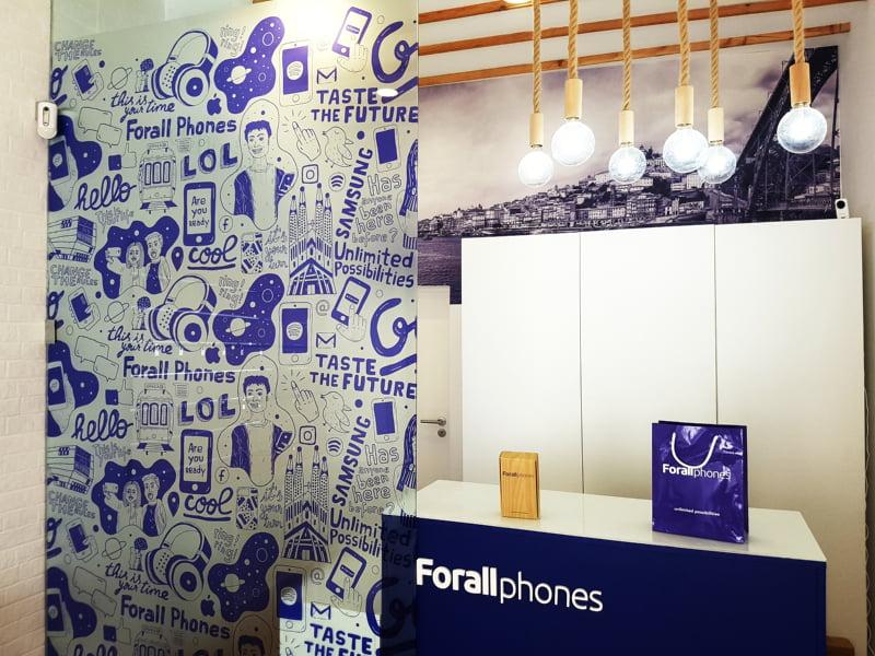 Forall Phones chega ao Porto e promete vendas de 2 M€ num ano