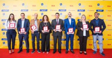 Grupo DIA distingue os melhores franchisados da rede