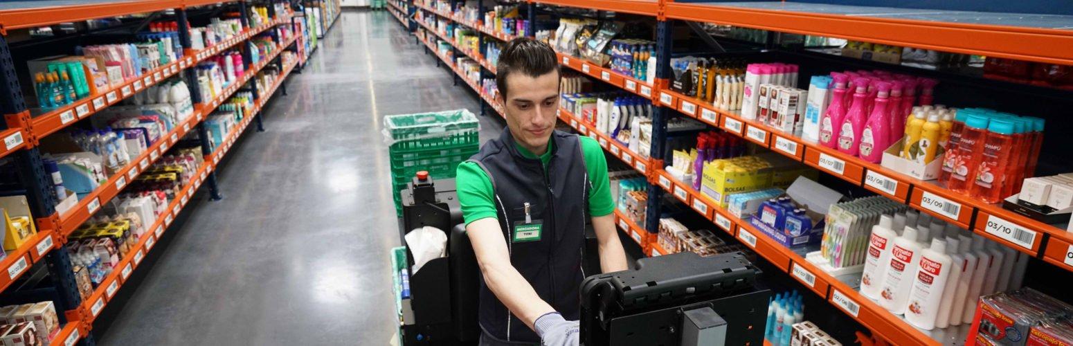 Mercadona estreia-se no e-commerce com projeto piloto em Valência