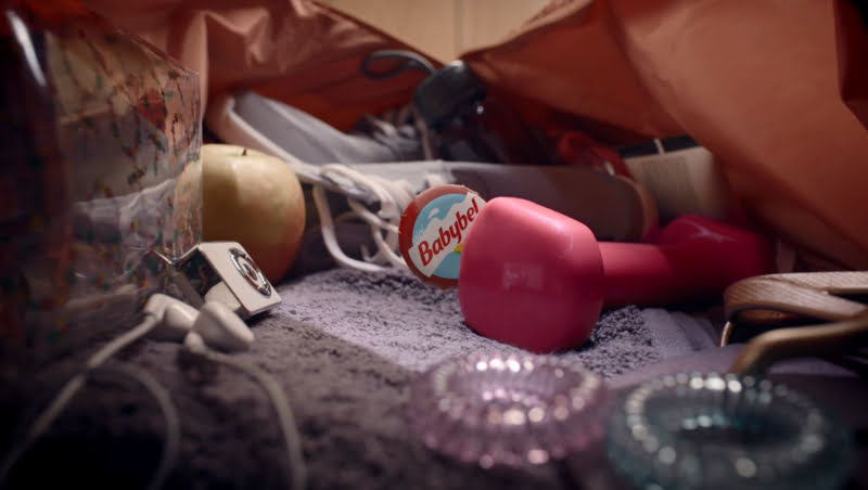 Nova campanha publicitária de Babybel é 100% portuguesa