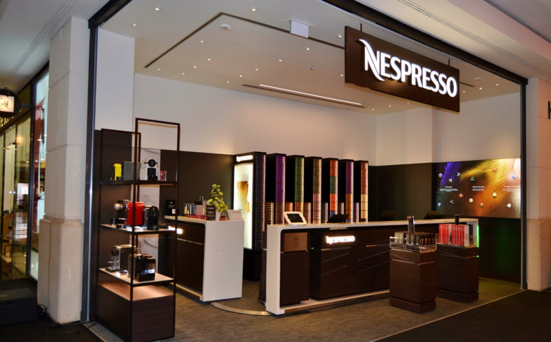 Nespresso investe 500 mil euros na primeira Boutique na Madeira