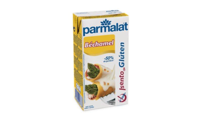 Parmalat lança Béchamel sem glúten