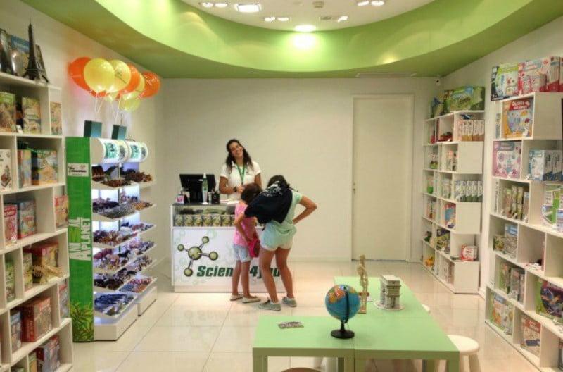 Science4you inaugura nova loja no Colombo