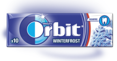 Mars vai relançar pastilhas Orbit em Portugal
