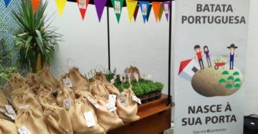 Porbatata e APED promovem consumo de batata nacional