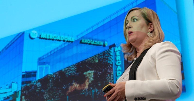 Elena Aldana, head of european affairs & external relations in Portugal da Mercadona