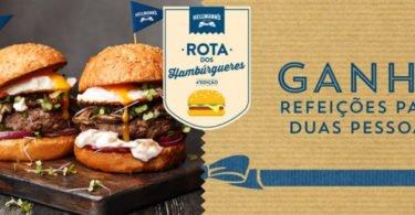 Rota dos Hambúrgueres Hellmann's vai passar por 169 restaurantes