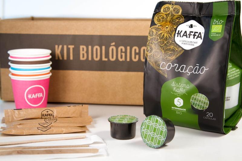Kaffa lança kit para preparação de café biológico